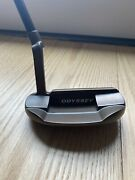 Rare Odyssey 330 Mallet With Tour Issue Butane Finish