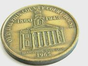 -old Dauphin County Court House 1860-1943/clark Ferry-tow Path Bridge-.5.9/9