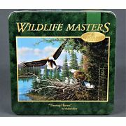 Wildlife Masters Woodland Series 1000 Piece Puzzle Treetop Haven By Michael S