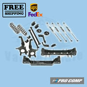 Pro Comp Lift Kit 6 W/front Spacers/rear Es Shocks For Toyota Fj Cruiser 10-14