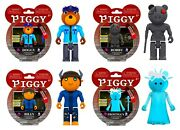 Piggy Roblox Series 2 - Action Figures Robby Frostiggy Doggy Billy Complete Set