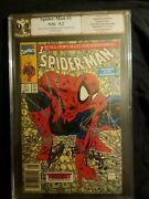 Spiderman 1 Signed By Stan Lee And Todd Mcfarlaneandnbsp