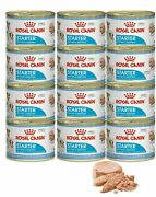 Royal Canin Starter Mousse Mother Baby Dog Puppy Healthy Natural With Vitamins