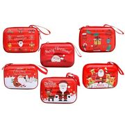 50xchristmas Coin Purse Candy Box Christmas Tree Decorations Ornaments Small