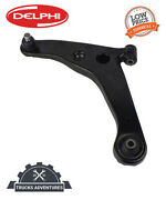 Delphi Suspension Control Arm And Ball Joint Assembly P/ntc2630