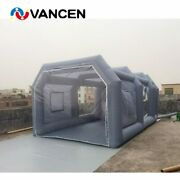 Waterproof Inflatables Spray Booth Portable Oxford Cloth Inflatable Booth 2019