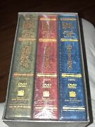 Lord Of The Rings Lotr Trilogy Dvd,12-disc Set, Extended Edition New Sealed
