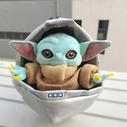 Star Wars Baby Yoda Doll Soft Plush Model Toy Collection Action Figure 2021 New