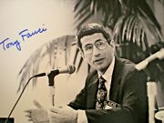 Tony Fauci Chief Medical Advisor To President During Pandemic Signed Photo-jsa
