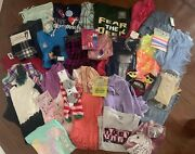 Girls Clothing Lot 50 Size 14/16 Tops Skirts Dresses Leggings Outfits Msrp 575+