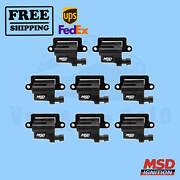 Ignition Coil Msd For Workhorse Fastrack Ft1061 2004-2005