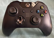 Microsoft Xbox Wireless Controller Day One 2013 Model 1537 Works No Battery