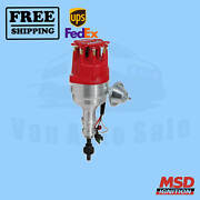 Distributor Msd Fits Ford 66-1996