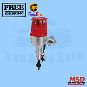 Distributor Msd Fits Ford Mustang 64-1995