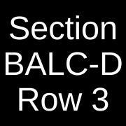 2 Tickets Straight No Chaser 12/17/21 Bloomington In