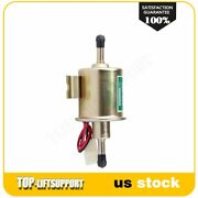 Fuel Pump With Installation Kit And Strainer Hep-02a