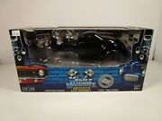 Muscle Machines 1/18 And 1/64 Build It Black 1941 Willys Coupe Set Please Read