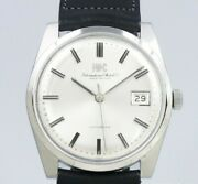 Old Inter Ref.817a Original Dial Automatic Winding Vintage Watch 1968and039s