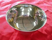 """Paul Revere Reproduction, Oneida Silver Plate 5"""" Footed Bowl"""