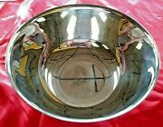 """Paul Revere Reproduction, Oneida Silver Plate 8"""" Footed Bowl"""