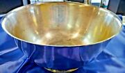 Vintage Oneida Paul Revere Reproduction 8 Collared Bowl