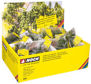 Noch 25950 Gauge H0,tt,deciduous Trees With Bases 100 Pieces Sorted New Ob