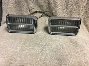 Used Ford D4zb-13215-aa 1974 Mustang Ll Ghia Mach Parking Light Turn Signals Landr