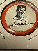 Ted Williams Red Sox 1 Pin