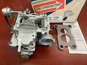 1979 - 83 Jeep Chevy Buick Olds Pontiac 2.5l 2bbl Carburetor Rochester 17080685