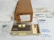 Nos American Standard Asystat606 Heating/cooling Thermostat Fast Free Shipping