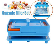 100 Holes Capsule Fillings Machine Size 000 00 0 1 2 3 Size Not Universal