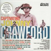 The Captivating Johnny Crawford - Authentic Collectors Choice Music - Cd - New