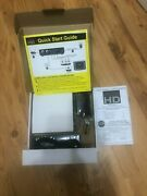 Digital To Analog Tv Converter By Access Hd, Dta1030d Antenna Remote New