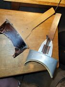 Antique Wood Stereo Scope Picture Viewer With Slides