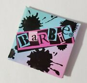 Barbie Doll Accessories Black Label Basics Collection 001 Look No 03 Record Case