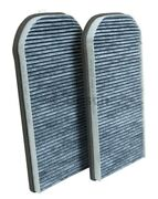 Cabin Air Filter-activated Carbon Cabin Filter Bosch C3741ws