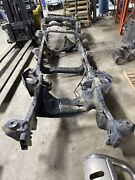 Complete Frame Chassis Assembly Mopar 68247761ad Fits 2015 Ram 2500 6.7 4x4