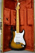 2013 Fender St-54 Stratocaster Electric Guitar W/ohsc Made In Japan