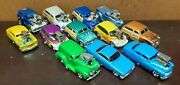 12 Muscle Machines 164 Scale Lot
