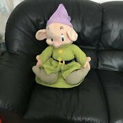 Jumbo Giant Snow White And The Seven Dwarfs Dopey Plush Stuffed Toy Soft Toy 26
