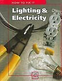 Lighting And Electricity Hardcover Time-life Books