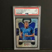 2018 Panini Mojo Prizm World Cup Soccer 80 Kylian Mbappe Rc Psa 9 Investment🤙