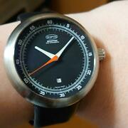 Ikepod Megapode Date Menand039s Watch From Japan