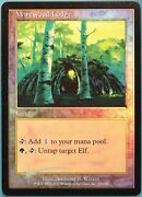 Wirewood Lodge Foil Onslaught Nm Land Uncommon Magic Card Id 224021 Abugames
