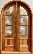 Rustic Reclaimed Lumber Door Arched Top Castle Winery Story Book You Choose Size