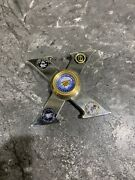 Navy Chief Cpo Challenge Coin Nsw Spinner