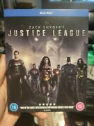 Zack Snyderand039s Justice League Blu-ray Brand New Snyder Cut