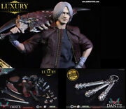Asmus Toys 1/6 Devil May Cry 5 Dante Dmc V 12 Action Figure Toys Deluxe