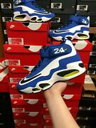 Nike Air Griffey Max 1 Varsity Royal Dj5161-400 Menand039s Size 9.5-13 In Hand