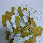 20x3v Smd Lamp Beads With Optical Lens Fliter For 32-65 Inch Led Tv Repair50pc